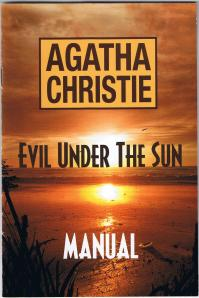 AGATHA CHRISTIE - EVIL UNDER THE SUN