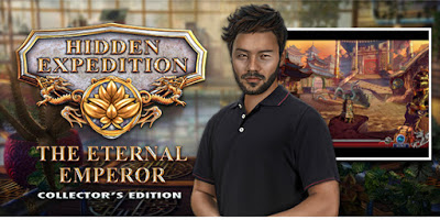 Image result for hidden expedition the eternal emperor collectors edition